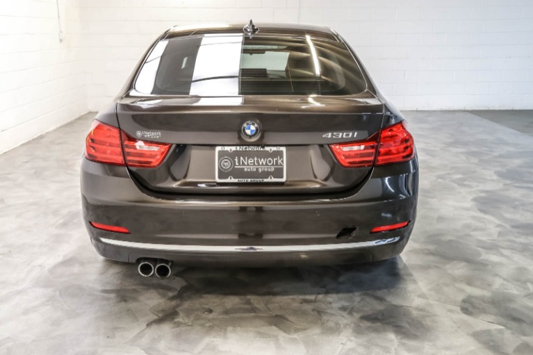 Used 2017 BMW 4 Series 430i Gran Coupe