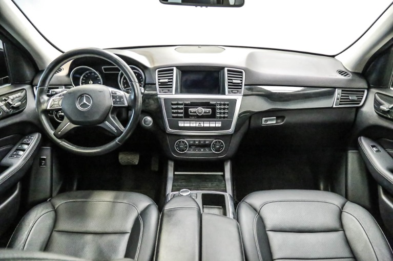 Used 2015 Mercedes Benz M Class ML 350