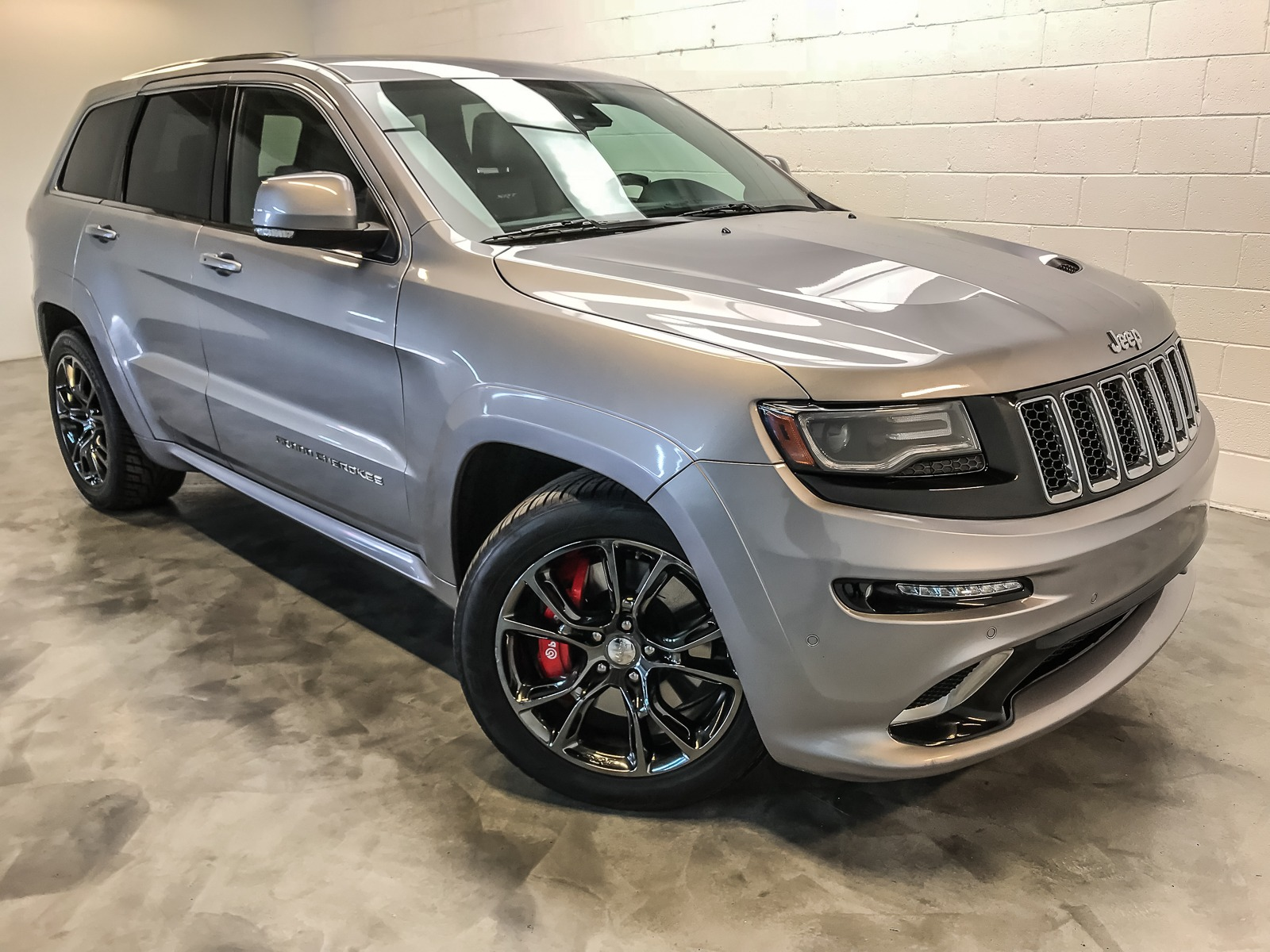 Used Jeep Srt >> Used 2014 Jeep Grand Cherokee Srt For Sale 32 998