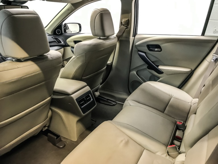Used 2017 Acura RDX Advance Package