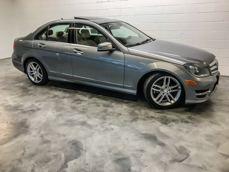 Used-2012-Mercedes-Benz-C-Class-C-300