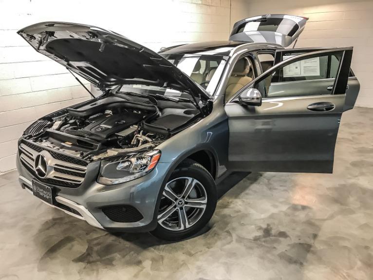 Used 2017 Mercedes Benz GLC GLC 300