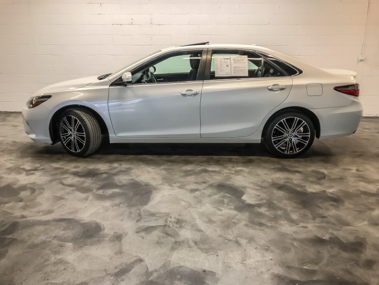 Used 2016 Toyota Camry Special Edition