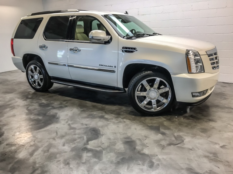 Used 2008 Cadillac Escalade Base
