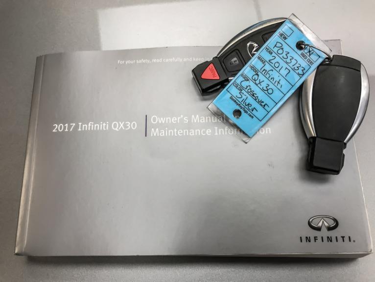 Used 2017 INFINITI QX30 Base