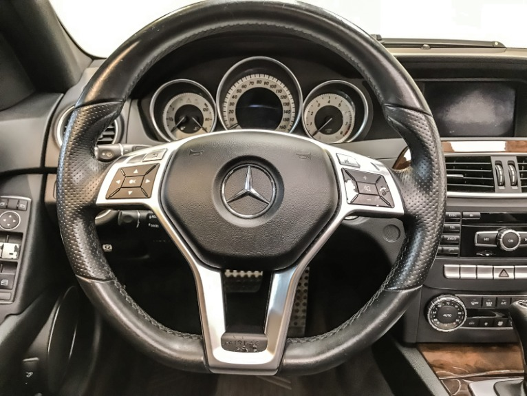 Used 2014 Mercedes Benz C Class C 250