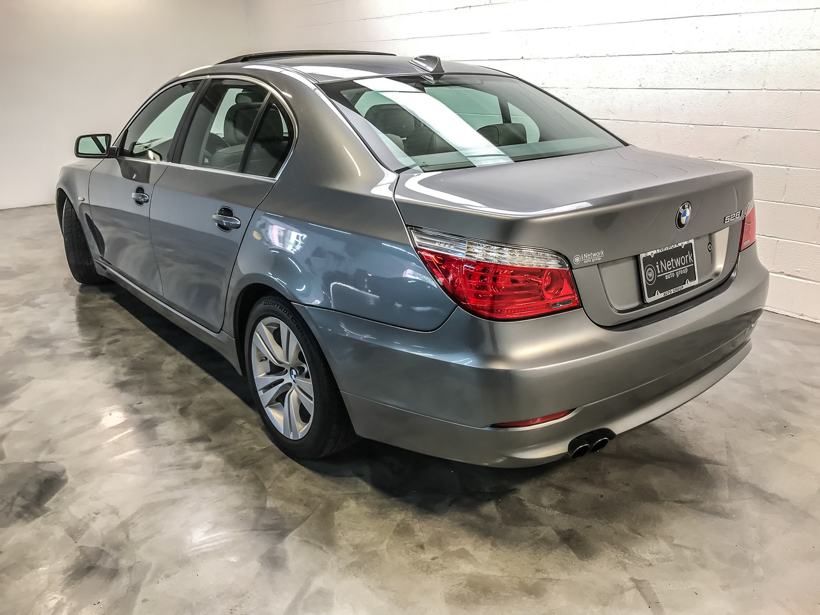 bmw 2009 528i series calculate apply