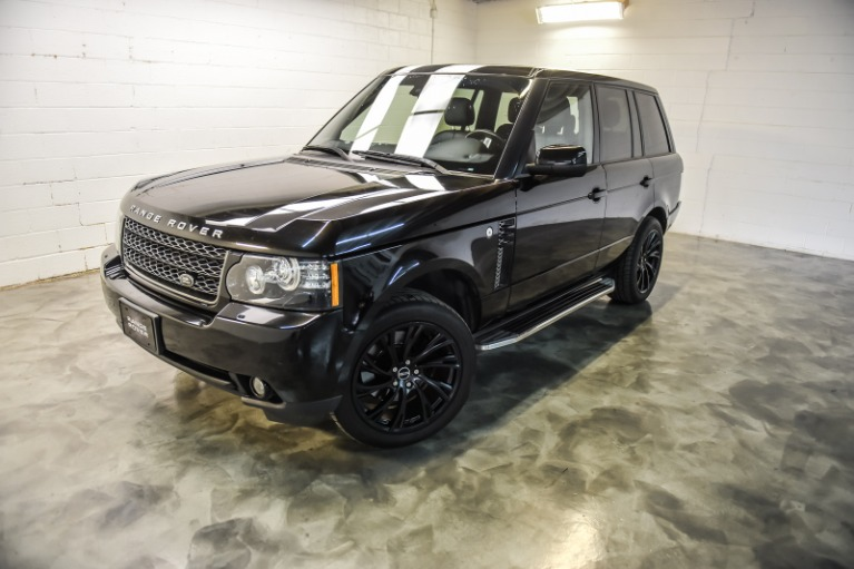 Used 2012 Land Rover Range Rover HSE