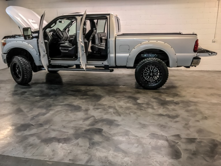 Used 2011 Ford F 250SD Lariat