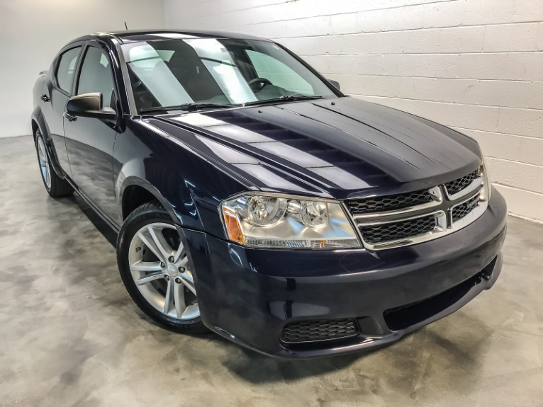 Used-2013-Dodge-Avenger-SE