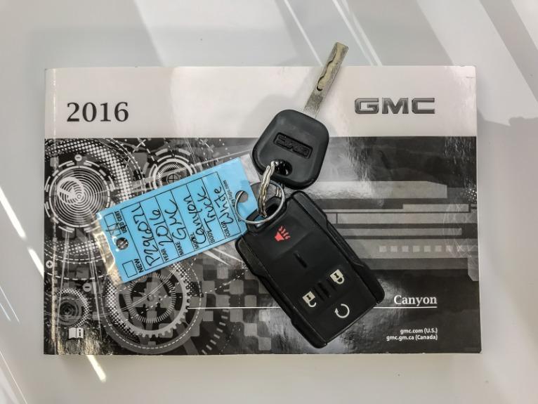 Used 2016 GMC Canyon SLE1
