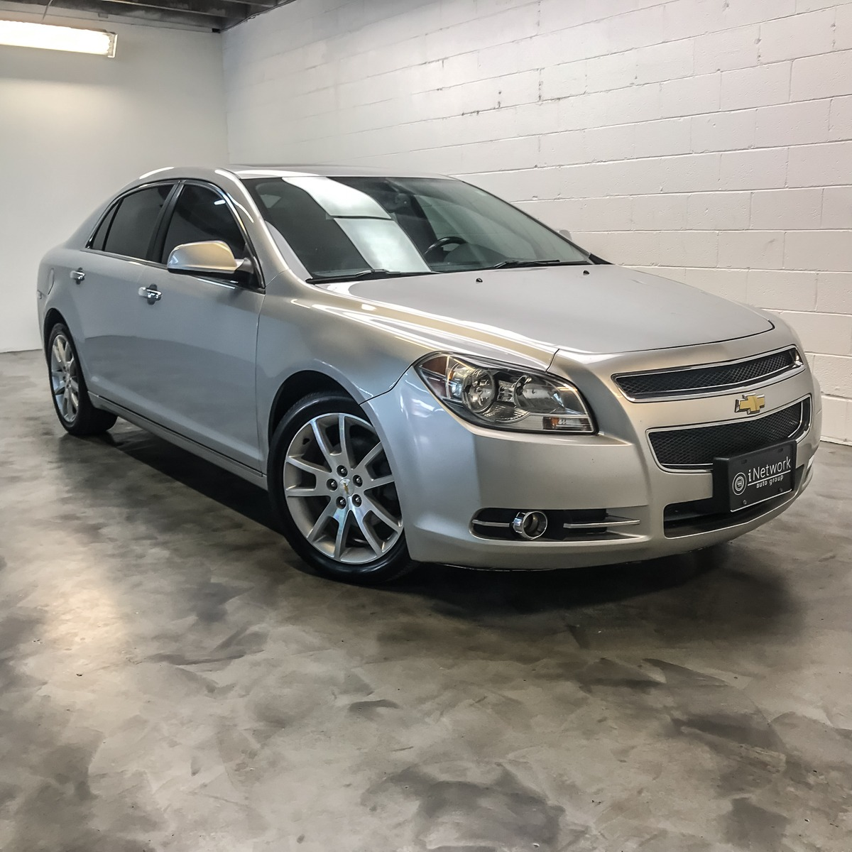 Used 2011 Chevrolet Malibu Ltz For Sale Special Pricing Inetwork Auto Group Stock T399380