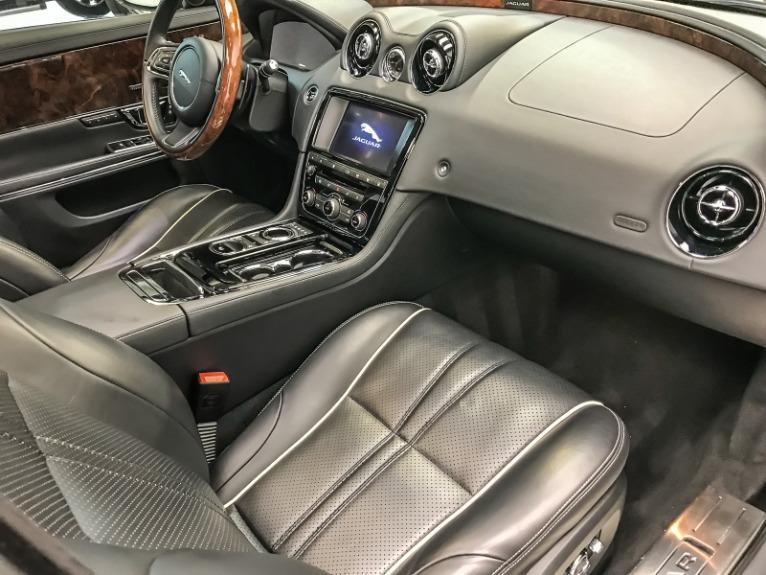 Used 2016 Jaguar XJ R Sport
