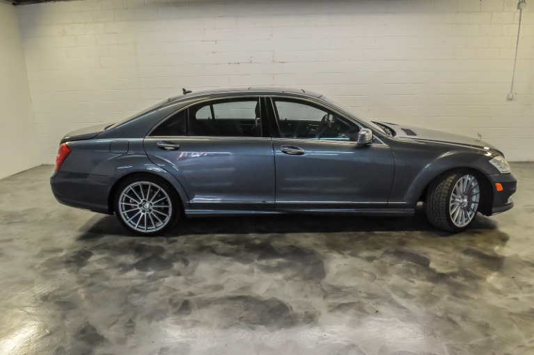 Used 2010 Mercedes Benz S Class S 550