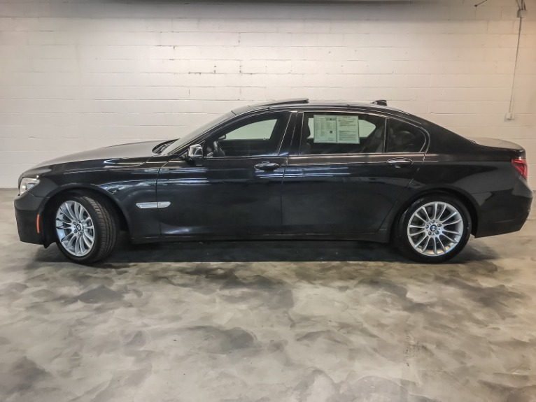 Used 2014 BMW 7 Series 750Li