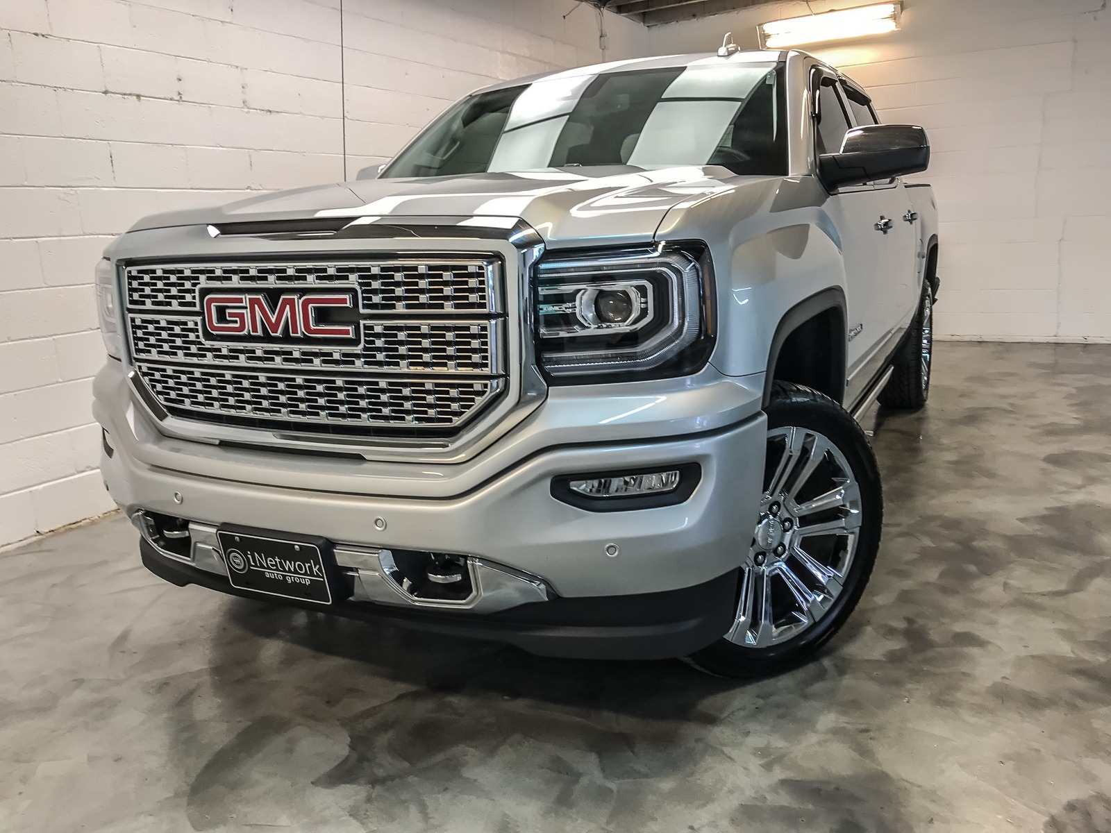Used 2018 Gmc Sierra 1500 Denali For Sale 44 991 Inetwork Auto Group Stock T178346