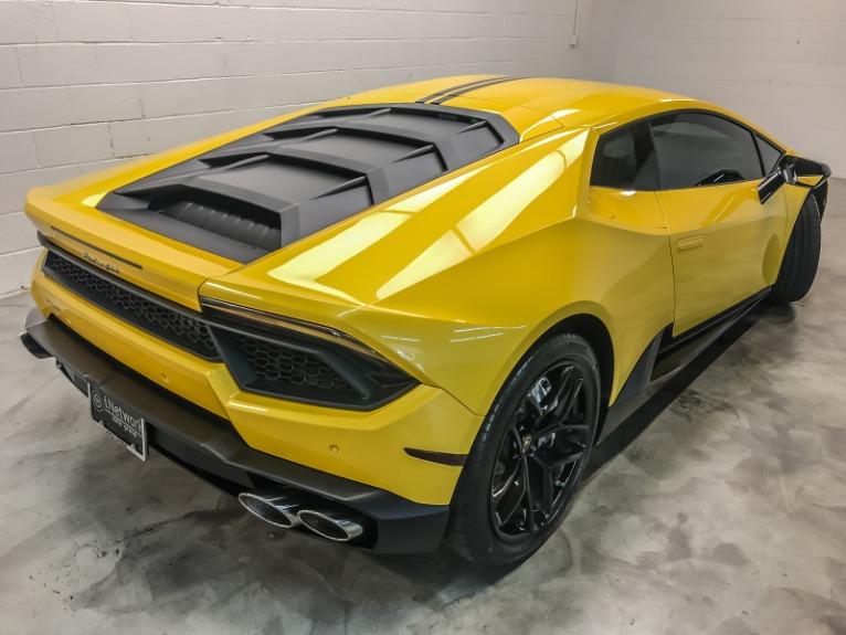 Used 2017 Lamborghini Huracan LP580 2