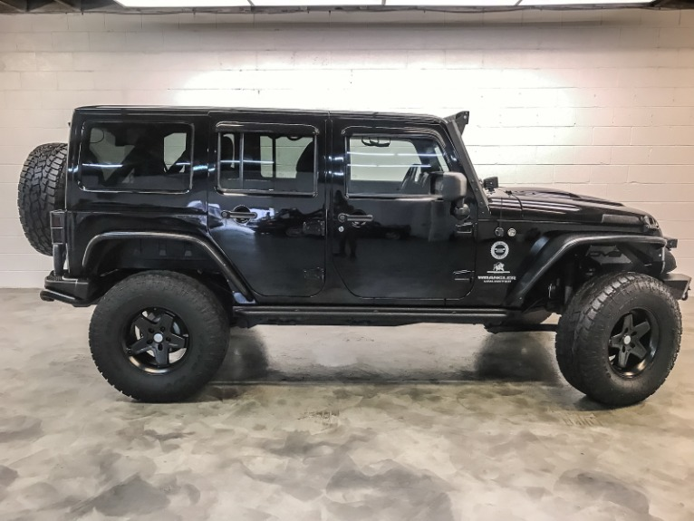 Used 2014 Jeep Wrangler Unlimited Rubicon