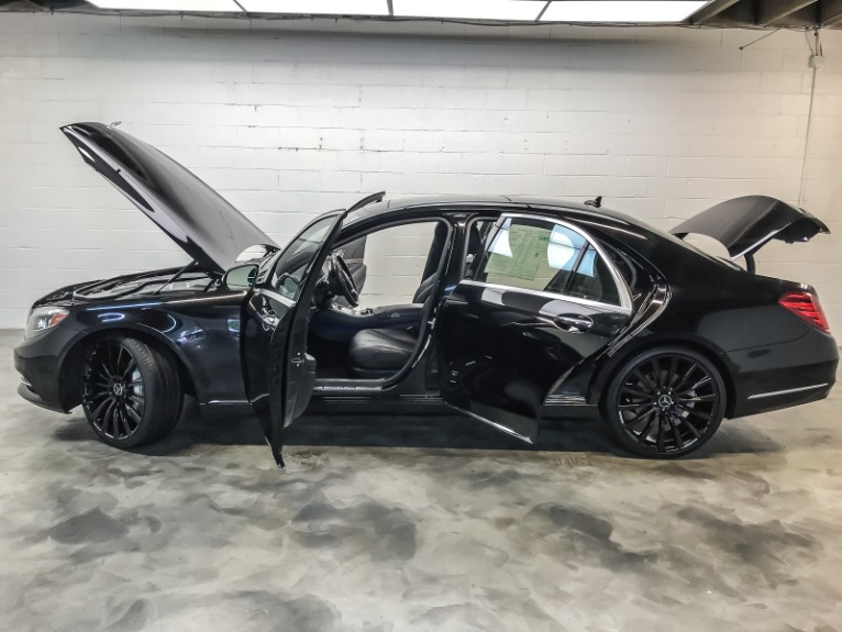 Used 2014 Mercedes Benz S Class S 550