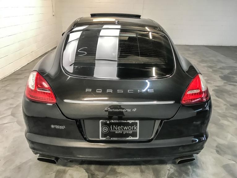 Used 2012 Porsche Panamera 4