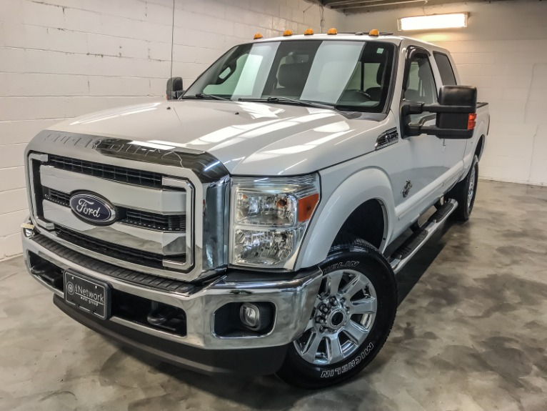 Used 2011 Ford F 350SD Lariat