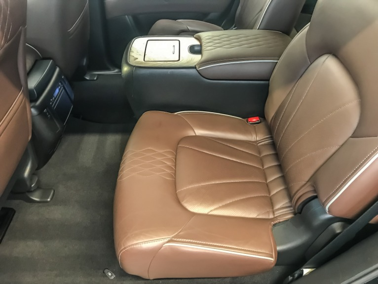 Used 2016 INFINITI QX80 Limited