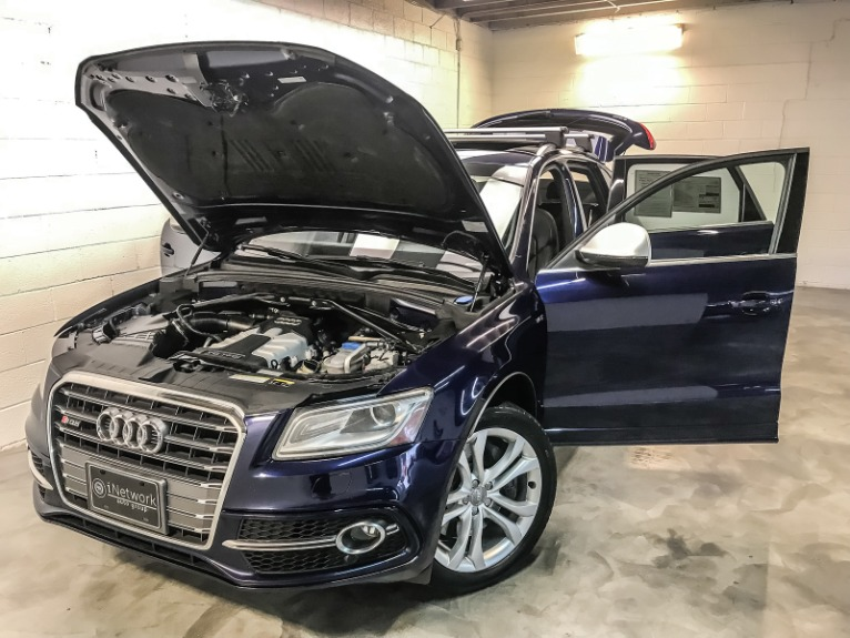 Used 2014 Audi SQ5 30T Premium Plus