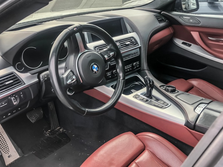 Used 2015 BMW 6 Series 650i Gran Coupe