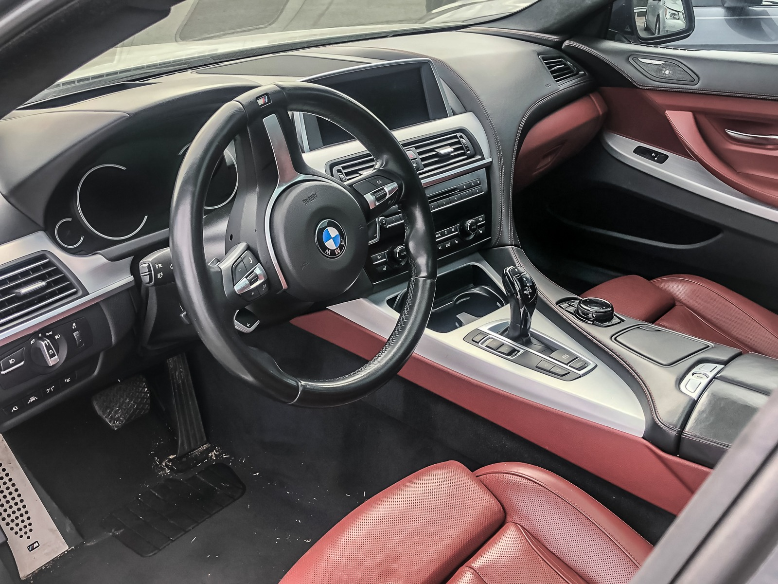 Used 2015 Bmw 6 Series 650i Gran Coupe For Sale 28 990 Inetwork Auto Group Stock P130004