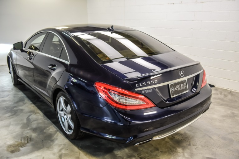 Used 2012 Mercedes Benz CLS CLS 550