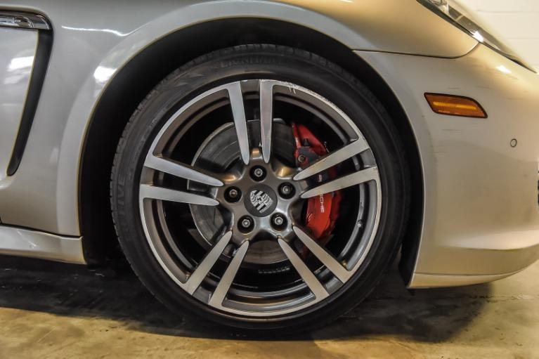 Used 2011 Porsche Panamera 4