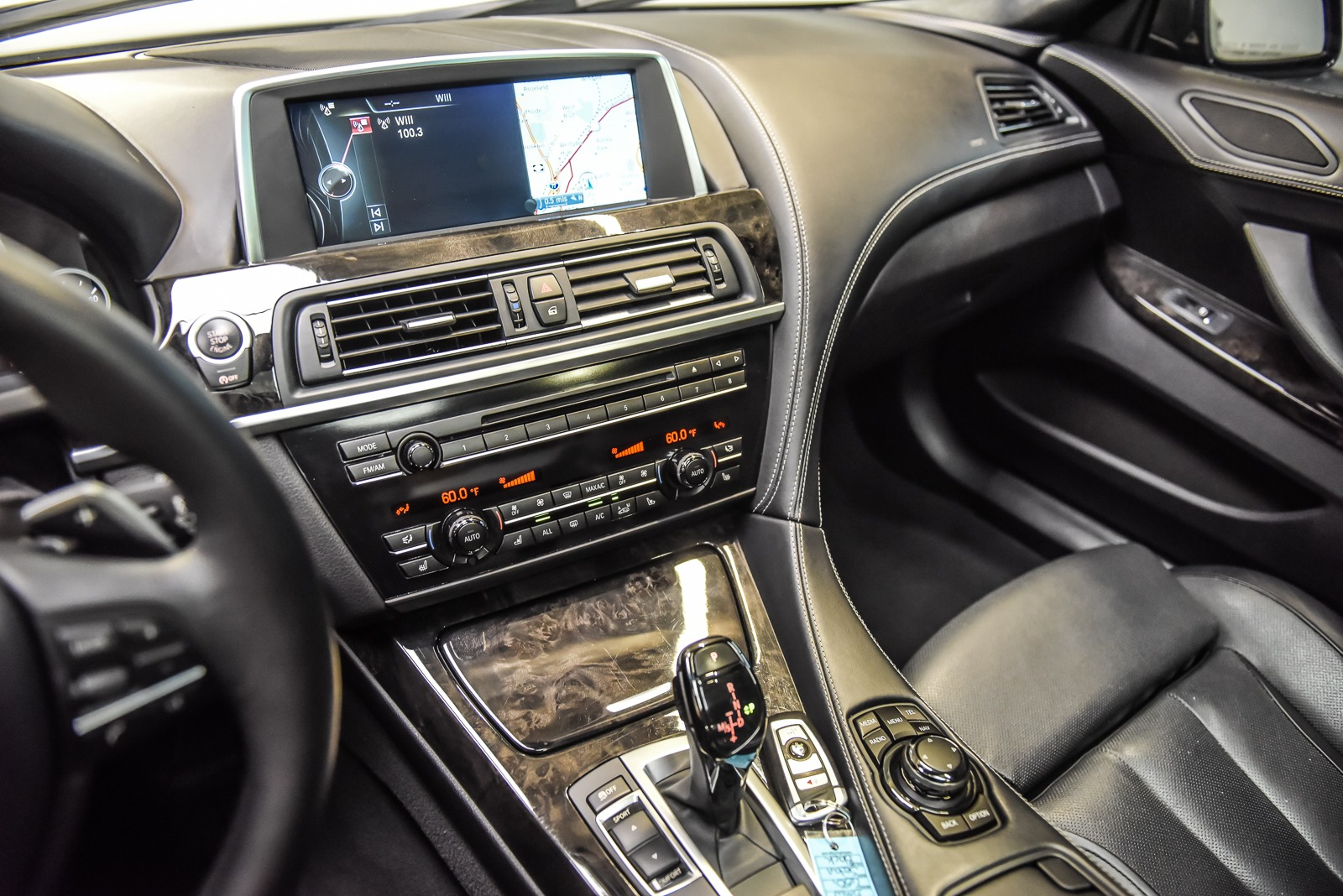 Used 2014 Bmw 6 Series 650i Gran Coupe For Sale 25 890 Inetwork Auto Group Stock P128969