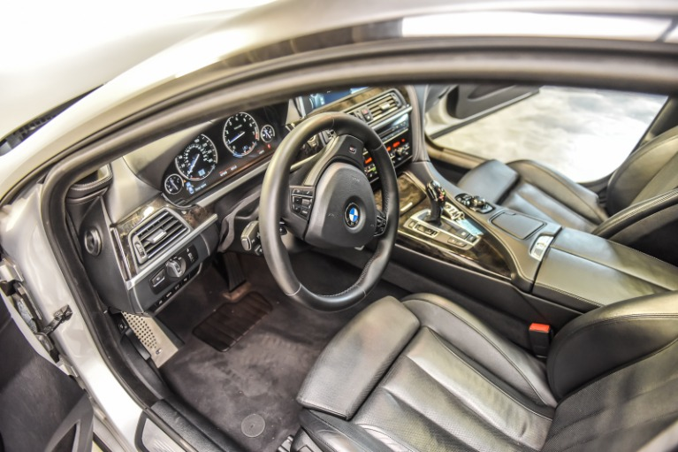 Used 2014 BMW 6 Series 650i Gran Coupe