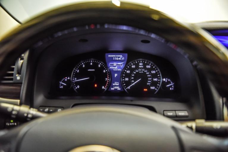 Used 2016 Lexus LS 460