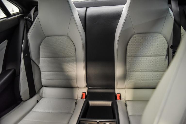 Used 2014 Mercedes Benz E Class E 350