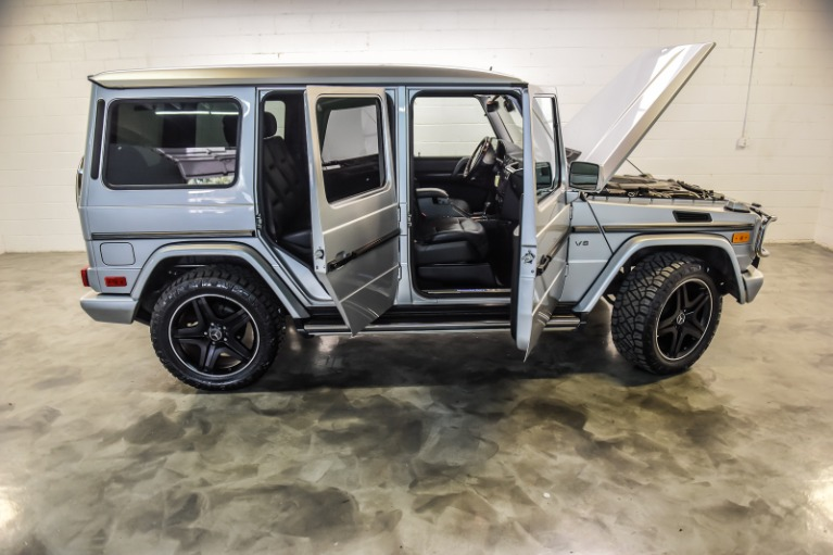 Used 2012 Mercedes Benz G CLASS G 550