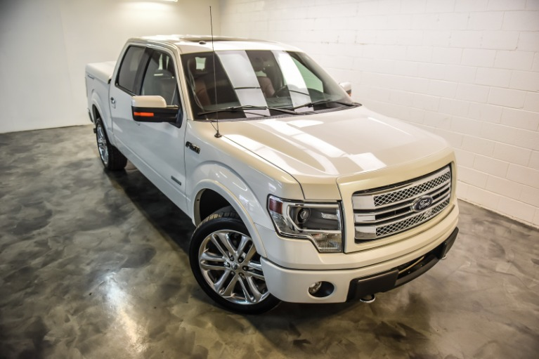 Used 2013 Ford F 150 Limited