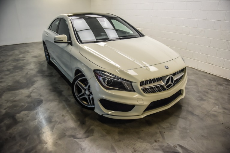 Used 2014 Mercedes Benz CLA CLA 250