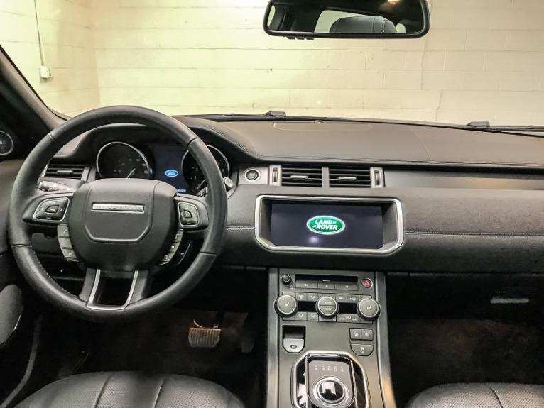 Used 2019 Land Rover Range Rover Evoque Landmark Edition