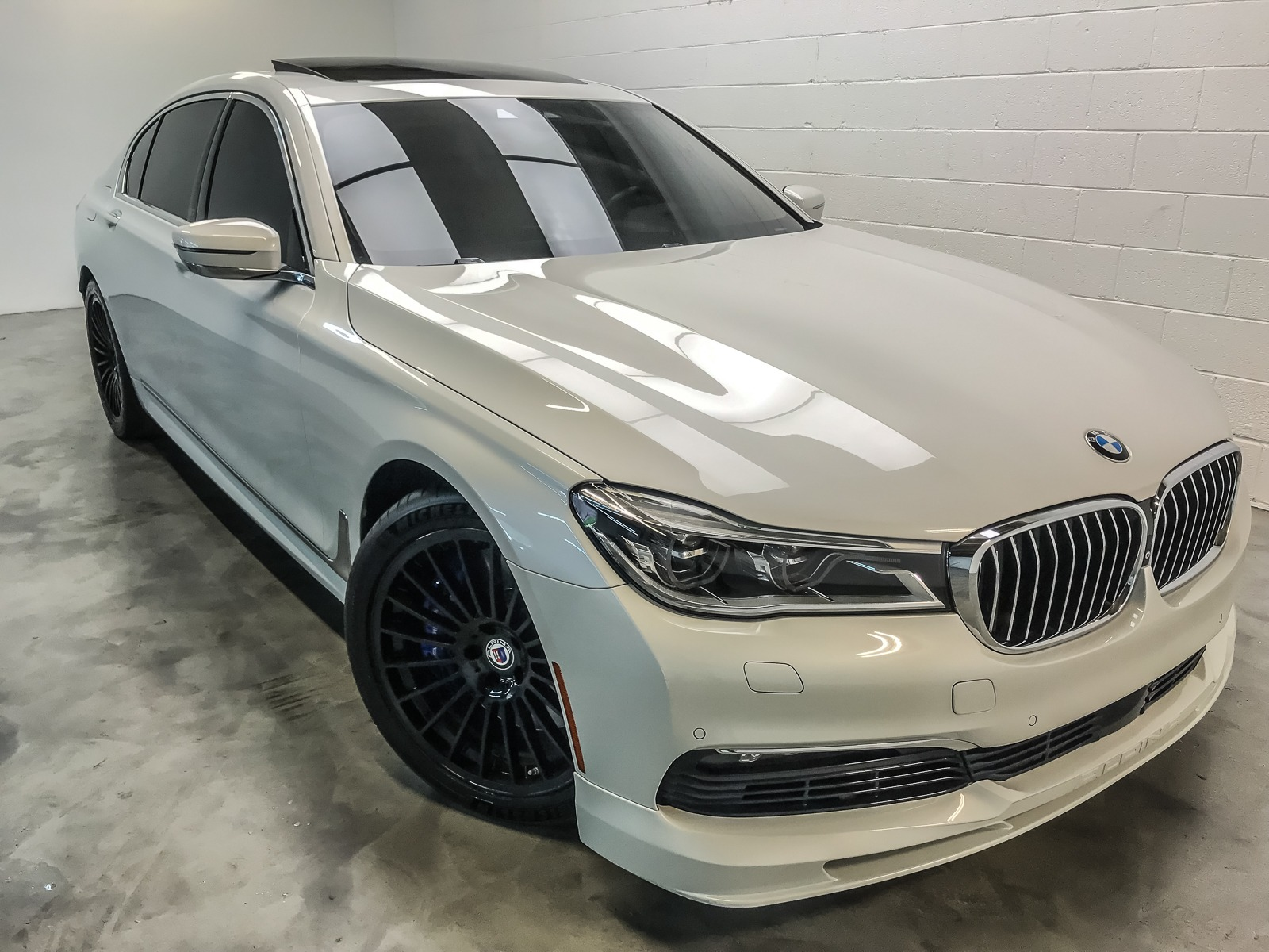 Used 2017 Bmw 7 Series Alpina B7 Xdrive For Sale 84 991 Inetwork Auto Group Stock P856023