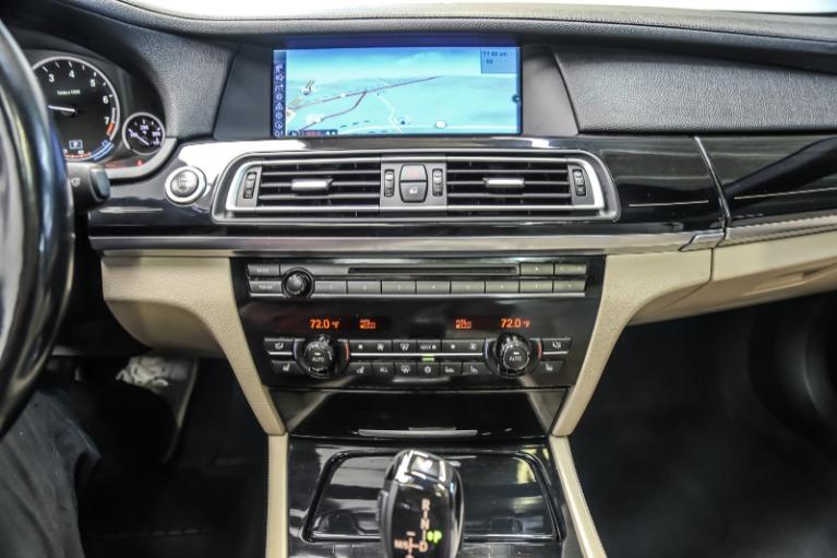 Used 2012 BMW 7 Series 750Li