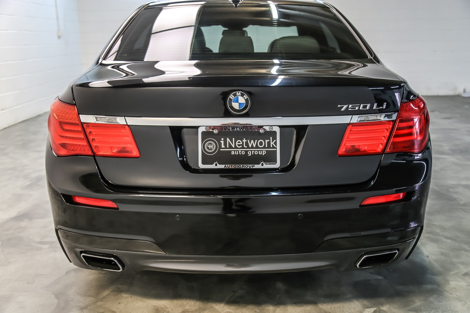 Used 2012 Bmw 7 Series 750li For Sale 12 990 Inetwork Auto Group Stock C964344