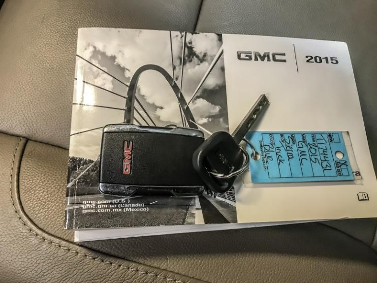Used 2015 GMC SIERRA K1500 SLT