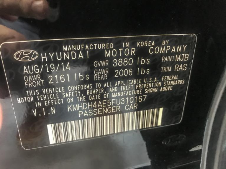 Used 2015 HYUNDAI ELANTRA SE