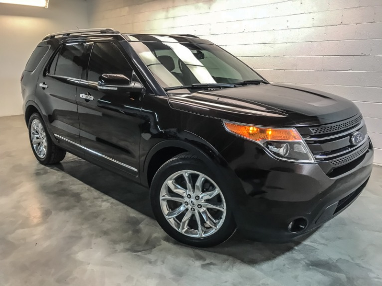 Used 2014 FORD EXPLORER Limited