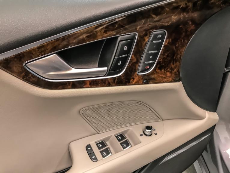 Used 2017 AUDI A7 30T quattro Premium Plus