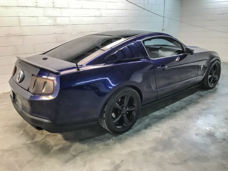 Used 2010 FORD MUSTANG