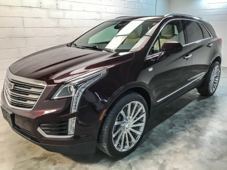 Used 2017 CADILLAC XT5 LUXURY Luxury