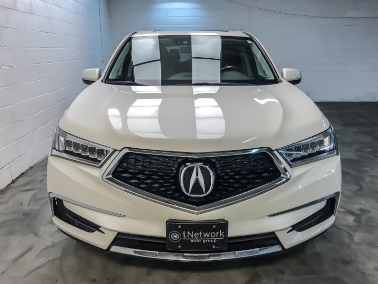 Used 2017 ACURA MDX TECH SH AWD wTech