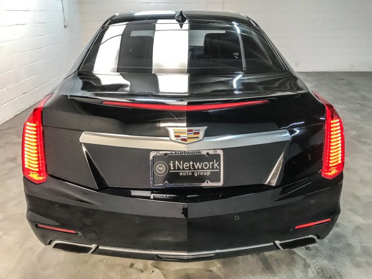 Used 2016 CADILLAC CTS 20T Performance Collection